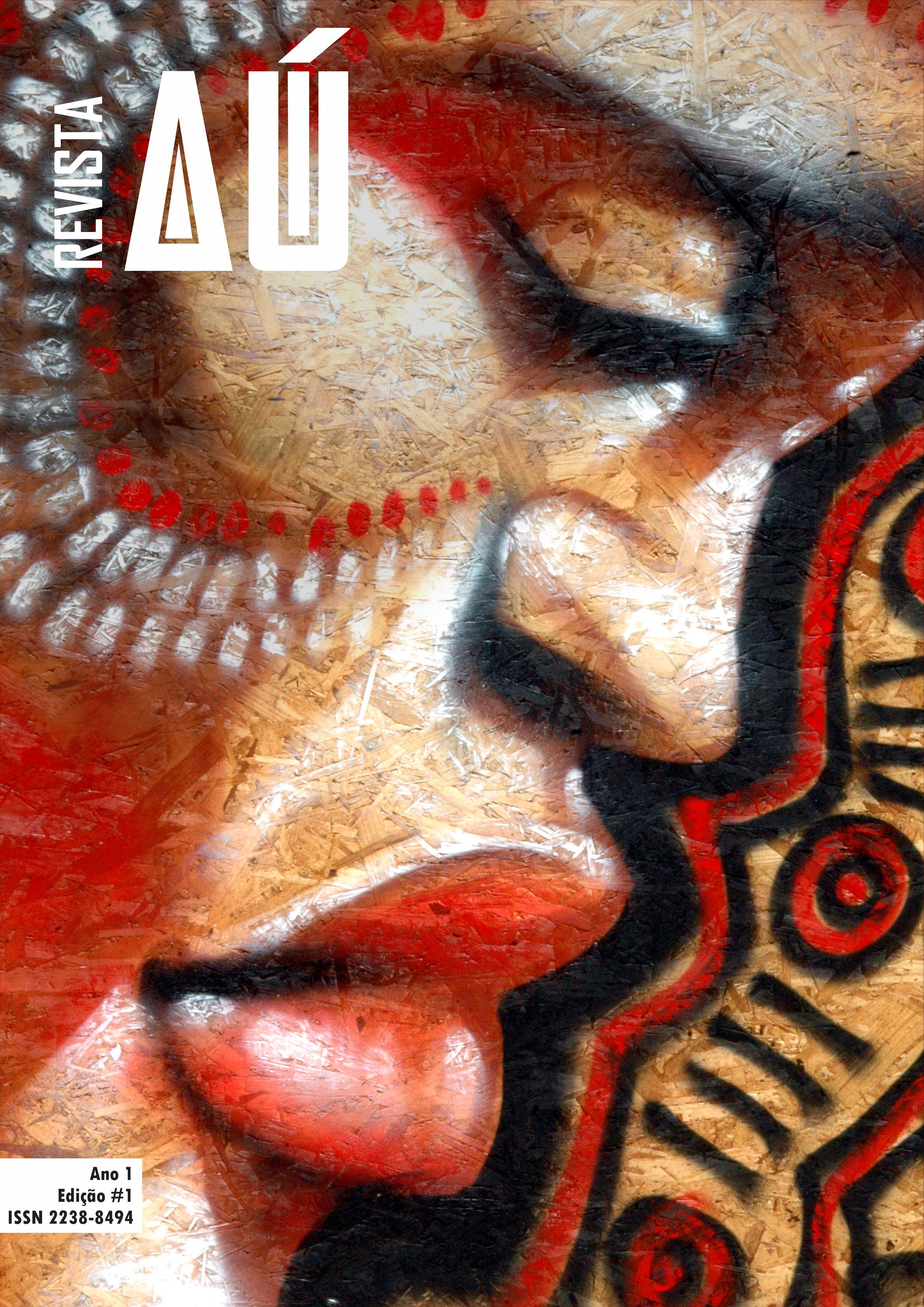 Revista Aú, Ano 1, Edição 1, ISSN 2238-8494
